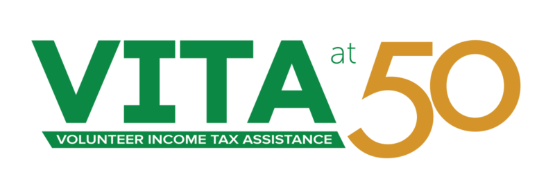 VITA (Volunteer Income Tax Assistance) turns 50!