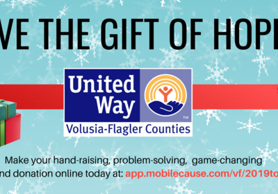 The Gift of Hope: Year End Giving